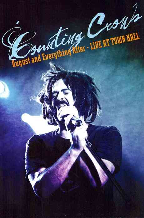 AUGUST AND EVERYTHING AFTER:LIVE FROM BY COUNTING CROWS (DVD)